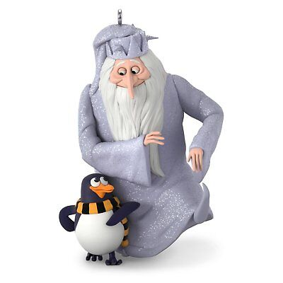 2016 Hallmark Ornament Winter Warlock - Santa Claus is Coming to Town.