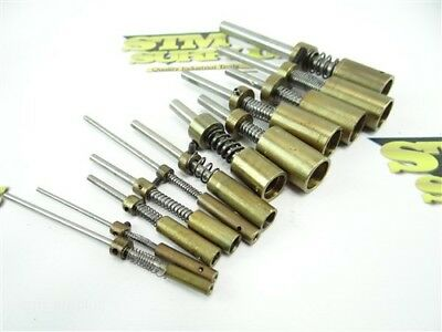"""12Pc Lot Of Work Holder / Spring Loaded Ejectors 1/16"""" To 7/16"""" Id's"""