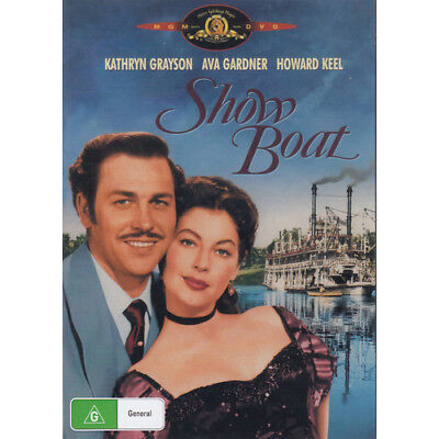 Show Boat Dvd ( Free Post Brand New)