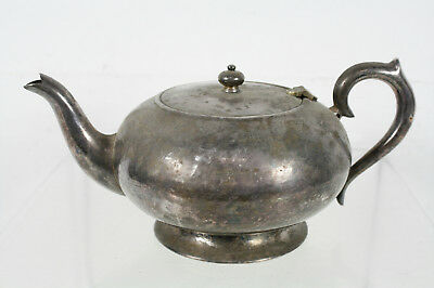 Antique Renown Silver Plated Coffee Tea Pot