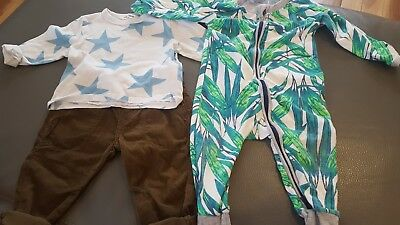 Baby boys clothes size 0 (Country Road/Bonds)