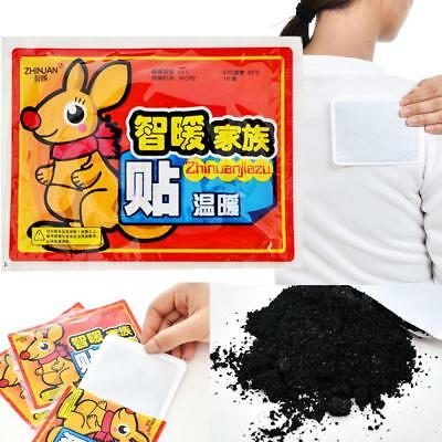 10Pcs Warmer Sticker Lasting Heat Patch Applicable Winter Body Warm Paste Pads