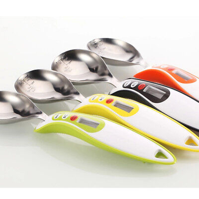 NEW LCD Electronic Scale Measuring Weight Spoon 300g Digital Kitchen Accessory