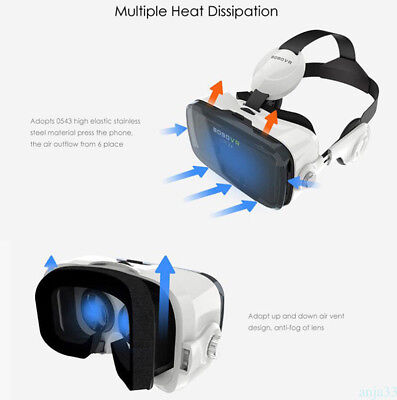 BOBOVR Z4 VR Box 3D Virtual Reality Glasses Headset  For Cardboard Game