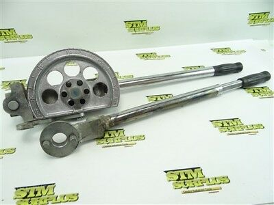 """Imperial Tubing Bender 1"""" Capacity W/ Wrench"""