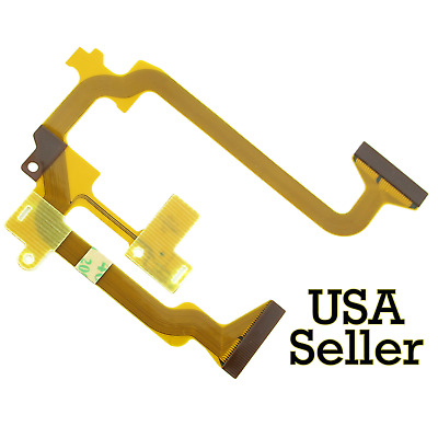 LCD Flex Cable for JVC GZ-E200 E205 GZ-E208 GZ-E10 BAC RAC GZ-E265 Video Camera