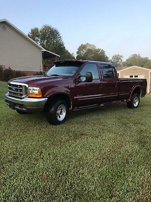 1999 Ford F-350  Ford F-350 7.3 Powerstroke 4x4 6 SPEED