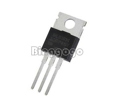 1/2/5/10Stks IRLB3034 IRLB3034PBF HEXFET Power MOSFET TO-220