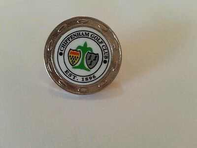 Chippenham Golf Club Ball Marker