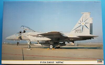 Hasegawa 1:48 F-15A Eagle 'ADTAC' Kit No. 09850 *Special Version*