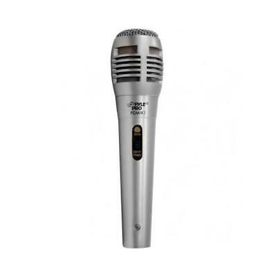 Pyle PDMIK1 Professional Unidirectional Dynamic Microphone