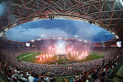 FOUR 2017 NRL Grand Final Tickets - FAMILY TICKETS