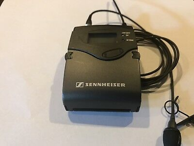 Sennheiser SK 2000 XP Wireless Pack Range Bw (626 - 698 MHz)