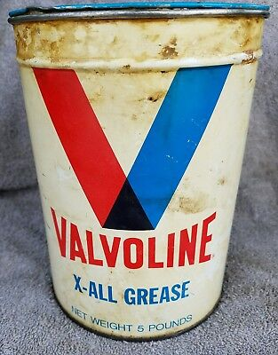 Rre Valvoline X-All Grease # 563 5 pound
