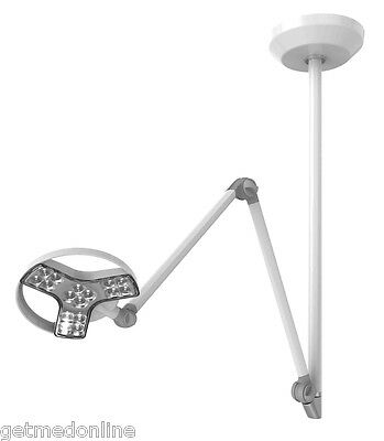 NEW ! Derungs VISIANO Articulating Arm LED Exam Light, Ceiling Mount, D15594000