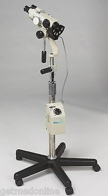 NEW ! Wallach Tristar 3 x Mag. Colposcope w/Extra Bright Halogen Light, 906140