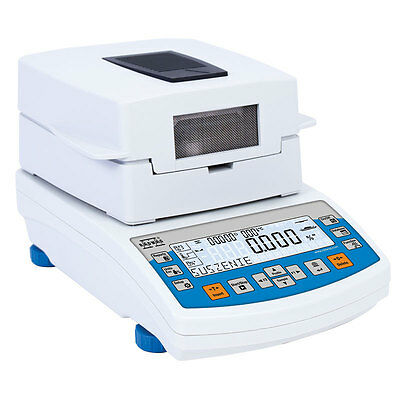 NEW ! RADWAG PM 50/1.R Moisture Analyzer / Balance, 50g x 0.1mg, 2 Yr Warranty
