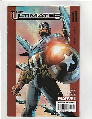 The Ultimates (2002) #11 VF/NM Marvel Comics Avengers