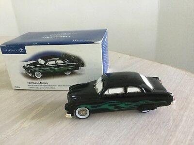 "Dept 56 Snow Village ""1951 Custom Mercury"""