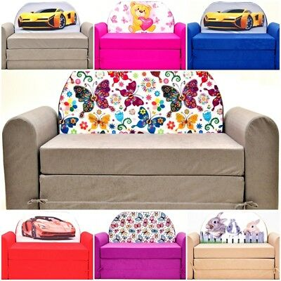 New folding out TIMI sofa bed for kids youth and adults 180cm