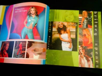 Britney Spears SPECIAL BOOK promo rare las vegas show - BEST OFFER NOW - read...