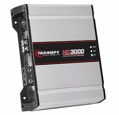 Taramp's HD 3000 1 ohm Full Range Amplifier