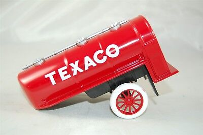 ERTL Texaco Bank Tanker Red TRAILER ONLY with Key