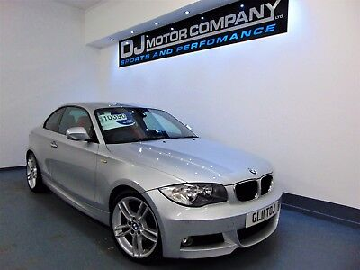 2011 BMW 120d Msport Coupe..now sold