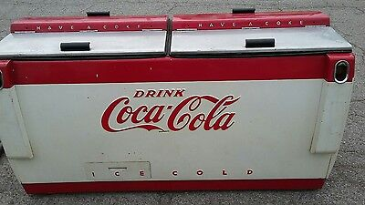 Cavalier CGD-C Coca Cola Cooler Pick Up Only Hubbard, Ohio