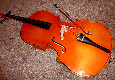Cello - 3/4 Size Cello - Musical Instrument - String Instrument -