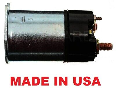 Starter Solenoid Amc Buick Cadillac Checker Ford Gmc Ihc Jeep Oldsmobile Pontiac