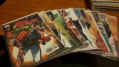 Marvel Young Avengers 1 to 12 Heinberg/Cheung
