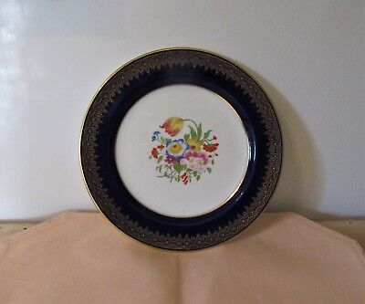 Cauldon  Antique Porcelain Plate