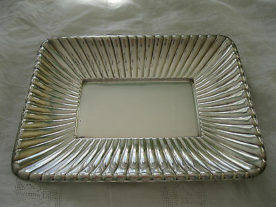 Lovely Vintage Reed & Barton Sterling Silver Tray