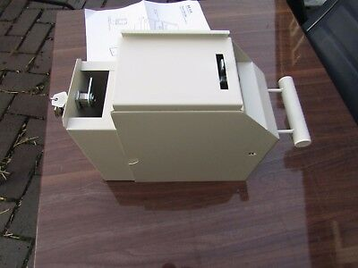 Under Counter Safe, Note Box, POS Cache, New in Box, SS 10X
