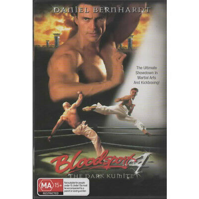 Bloodsport 4 DVD ( Free Post Brand New)