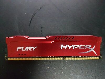 kingston hyperx 8gb ddr3 ram memory 1866mhz