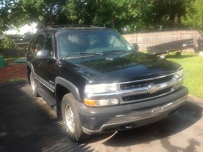 2002 Chevrolet Tahoe  2002 Chevy. Tahoe 5.3 L V8 $4250.00 Or Best Offer !!!!! PICK UP ONLY