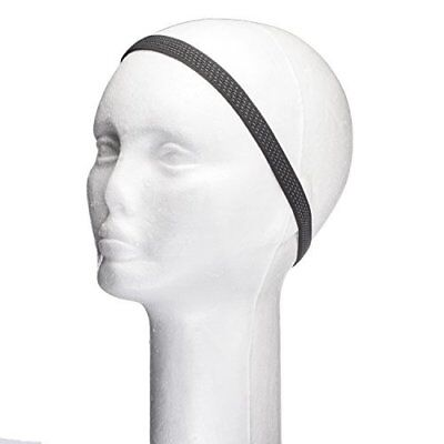 Dini Bands Wig Grip to Perfect Hold Wig Scarf Hats in Place - 3 Pack 1/2 Inch