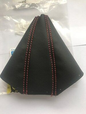Vy Vz Commodore Calais Ss Monaro Red Stitch Auto Gearshift Boot Nos Gm New