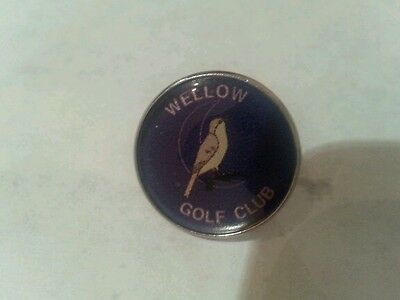 Wellow Golf Club Ball Marker