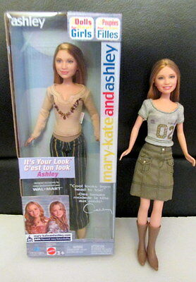 """MARY-KATE and ASHLEY DOLLS -  """"IT'S YOUR LOOK"""" FASHION DOLLS SET- NEW- HTF"""