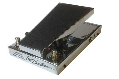 Morley Cliff Burton Chrome Power Fuzz Wah Guitar Pedal - FREE EXPEDITED SHIPPING