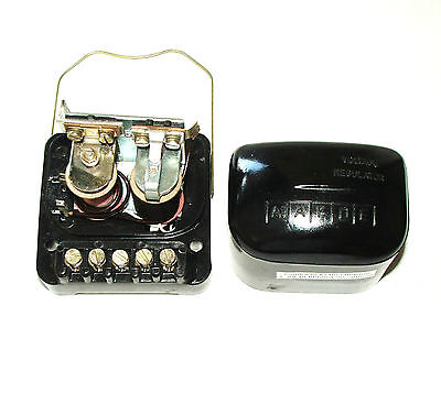 Mg Td (From Chassis 8143) & Tf Voltage Regulator