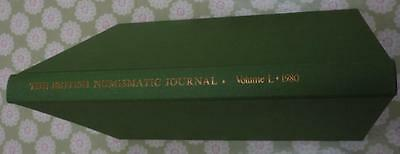 British Numismatic Journal 1980 11 plates 189pp Woolf on touch-pieces pt2