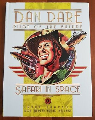 Dan Dare Pilot of the Future - Safari in Space - Frank Hampson Hardback