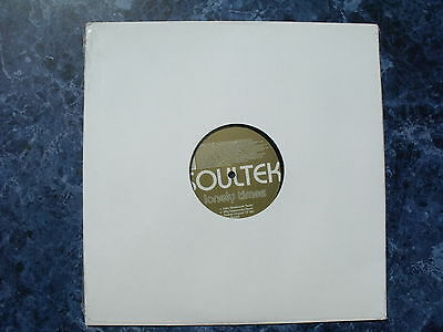 "Soultek - Lonely Times. New and Sealed. 12"" Vinyl single (12s733)"