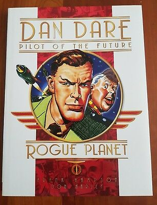 Dan Dare Pilot of the Future - Rogue Planet - Frank Hampson Hardback