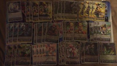 Cardfight Vanguard Neo Nectar Musketeer Deck