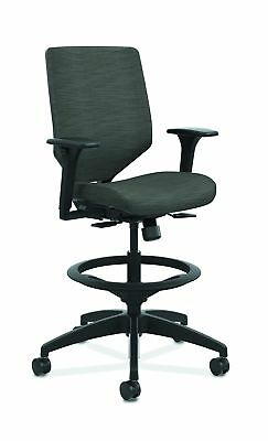 HON Solve Seating ReActiv Fabric Back Task Stool (svsu1aclc10t)